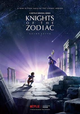 Netflix presenta un remake de Saint Seiya