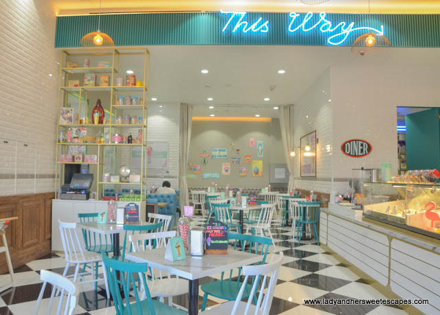 Ella's Creamery at Riverland Dubai Parks and Resorts