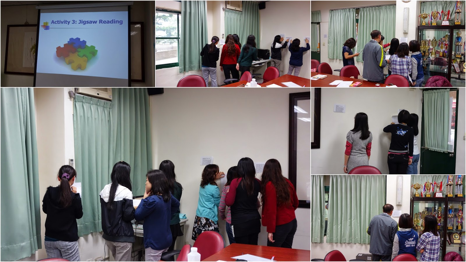 Microteaching With Tbl And Reading Strategies At Pysh