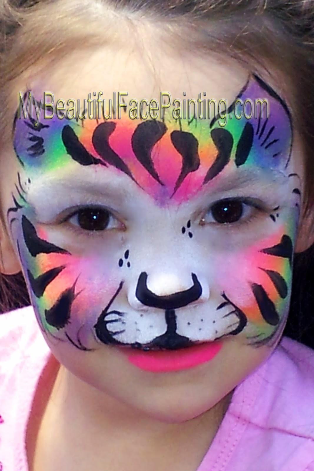 Face Paint The Story Of Makeup Amazon Co Uk Lisa: My Beautiful Face Painting Tulsa