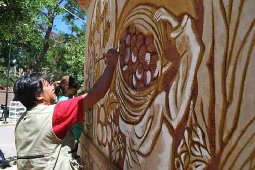 Los festivales en Uriondo se realizan mediante consultoría