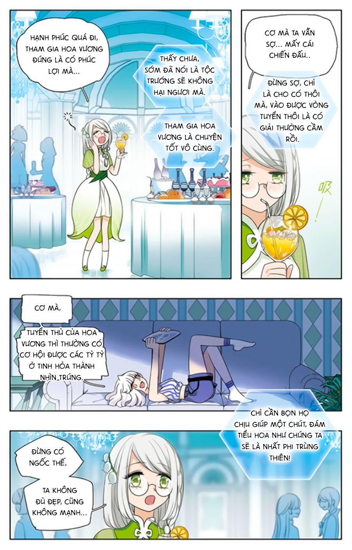 Tinh Linh Tố Chap 14 - Trang 10