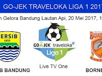 Prediksi Persib vs Borneo FC Liga 1 2017