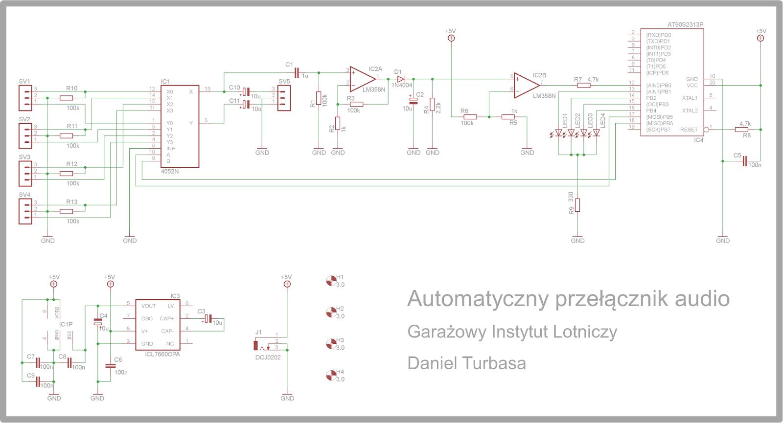 Gara Owy Instytut Lotniczy Automatyczny Prze Cznik Audio