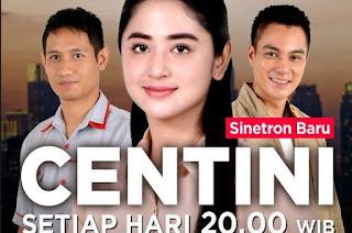 sinetron centini