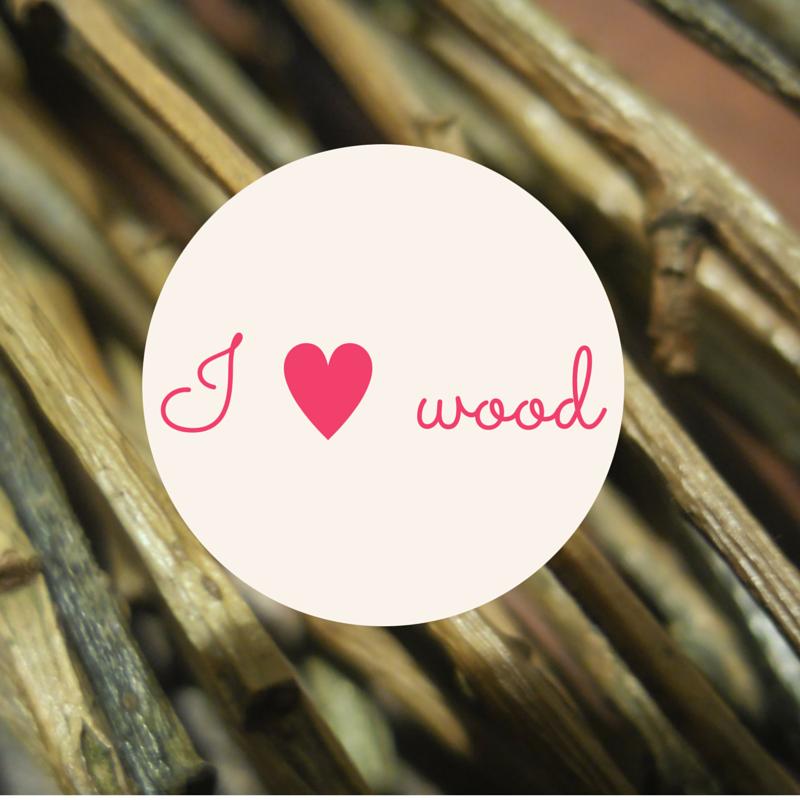 I ♥ wood