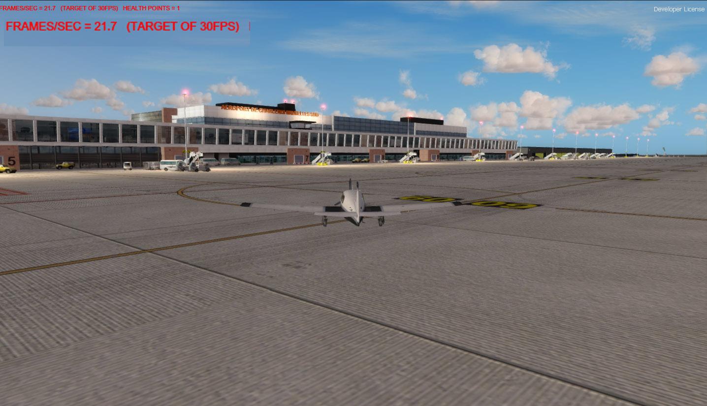 FLIGHT SIMULATOR - REPAINTS & DEVELOPMENT: EBCI V2