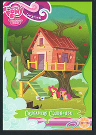 My Little Pony Crusaders Clubhouse Series 1 Trading Card