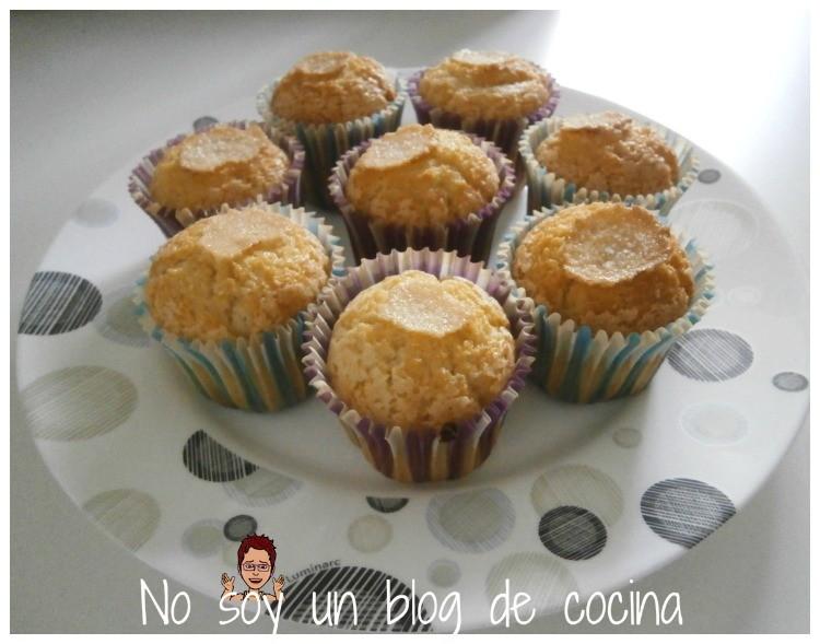MAGDALENAS DE ANÍS (hechas sin huevo)