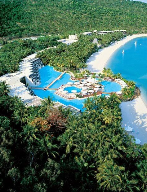 Hayman Resort Great Barrier Reef, Australia