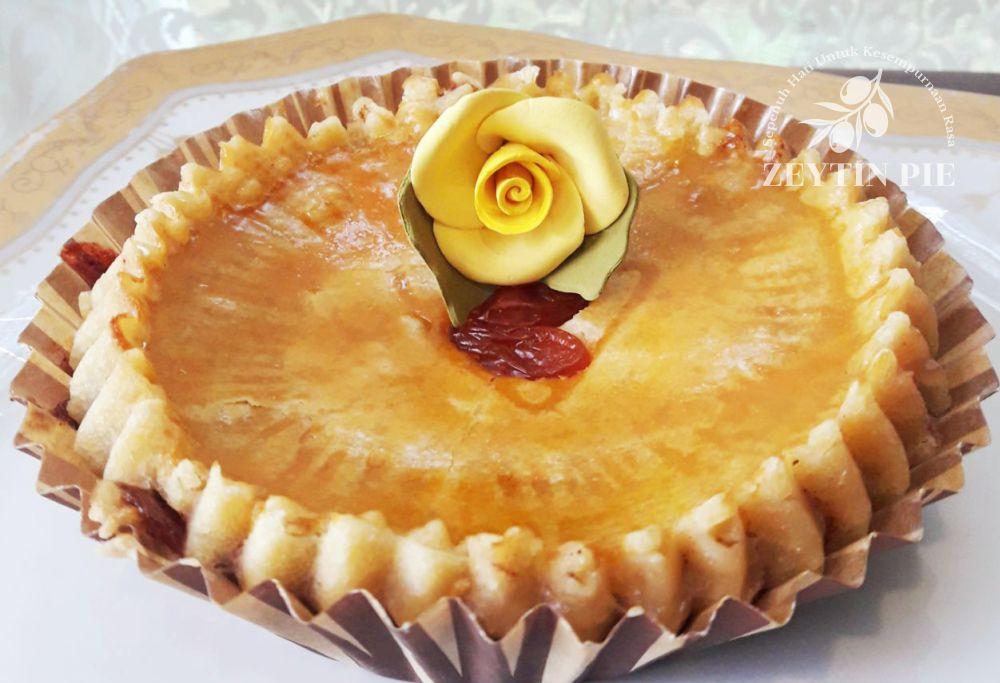 Pie Mixfruits Cinnamon Zeytin Pie