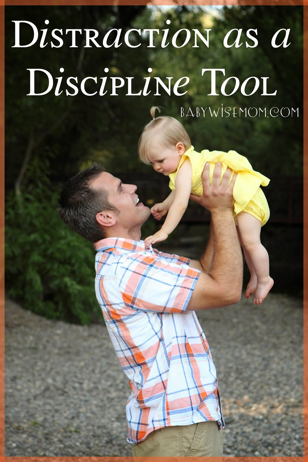 Distraction as a Discipline Tool - click to read