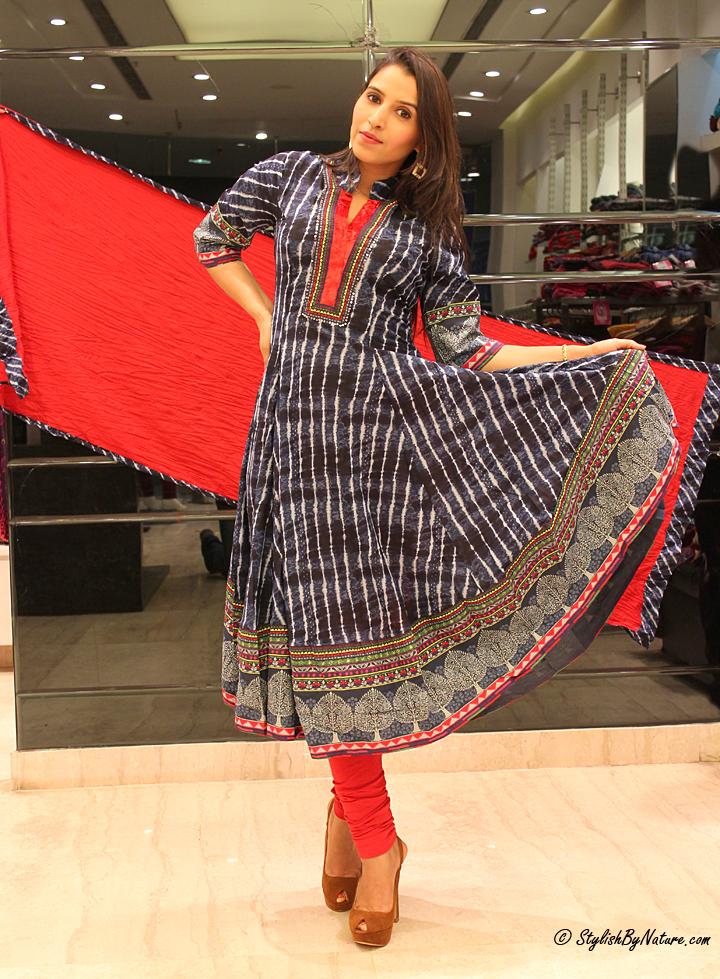 168b0b09eb Ethnic Indian wear salwar kurta by BIBA | Stylish By Nature By ...