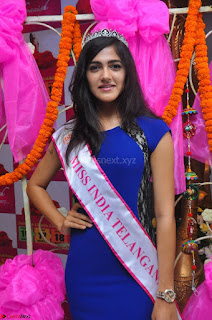 Simran Chowdary Winner of Miss India Telangana 2017 17.JPG