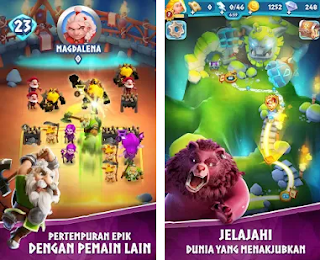 Legend of Solgard Mod Apk v1.1.1 Unlimited Energy For Android