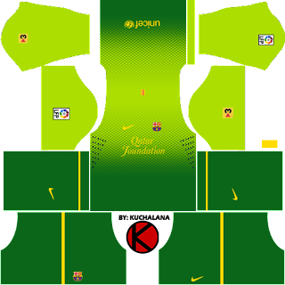 East Canton Village – All Of The Fc Barcelona Kit 512x512 Goalkeeper