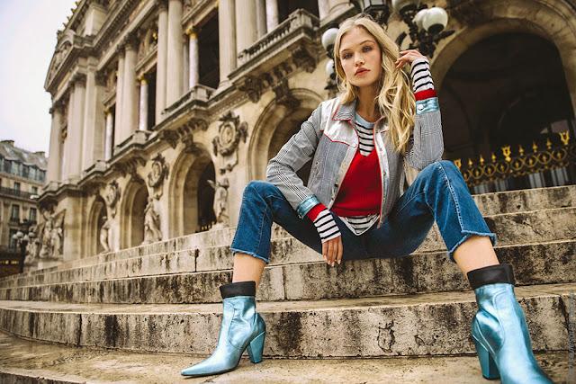 Moda otoño invierno 2018 urbana. Moda abrigos, jeans, sweaters, remeras otoño invierno 2018. Moda 2018.