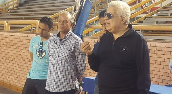 الزمالك ينسحب من الدوري.. مرتضي منصور : لن نكمل باستمرار إبراهيم نور الدين