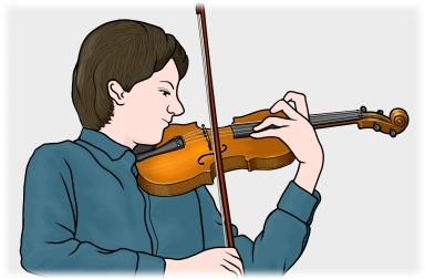 バイオリン(violin)
