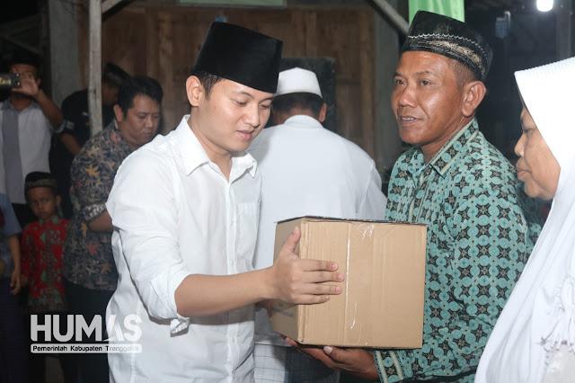 Gus Ipin : Tidak Perlu Buat Proposal Menang Adipura, Desa Bisa Berbuat Banyak untuk Daerahnya