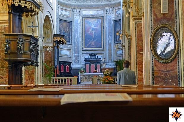 Arpino, Chiesa di San Michele Arcangelo