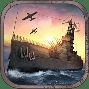 Ships of Battle: The Pacific - VER. 1.50 Infinite (Gold - Cash) MOD APK