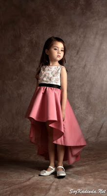çocuk abiye kıyafet modelleri
