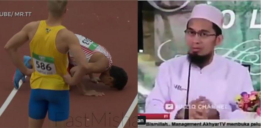 Ternyata Ustadz Ady Hidayat Juga Berikan Hadiah Umroh Kepada Ke 2 Orang Tua Muhammad Zohri