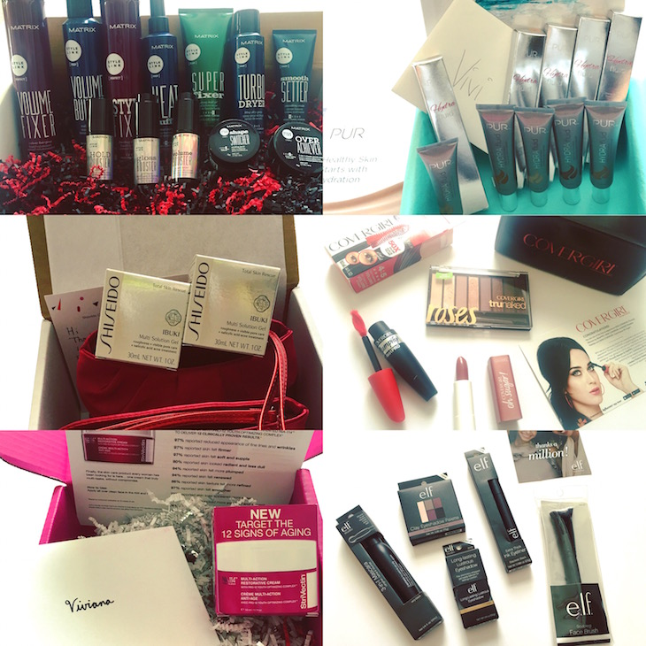 POM-Mail-PUR-Shiseido-Matrix-CoverGirl-PinkOrchidMakeup-Vivi-Brizuela
