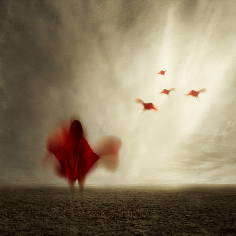 Fine art surreal photography by Alessandra Favetto