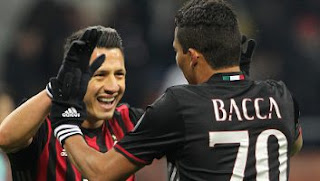 Video Gol AC Milan vs Cagliari 1-0