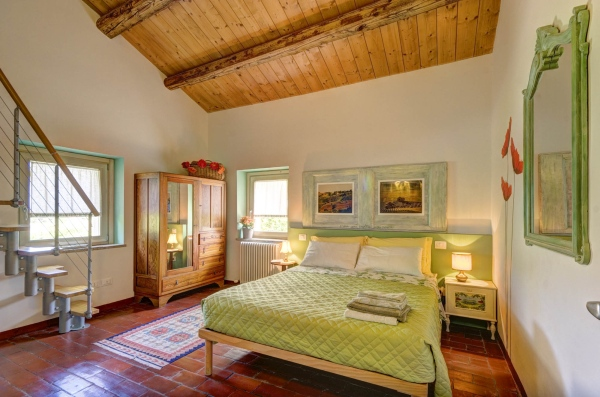 Bed and Breakfast Campodisole Camera Verde