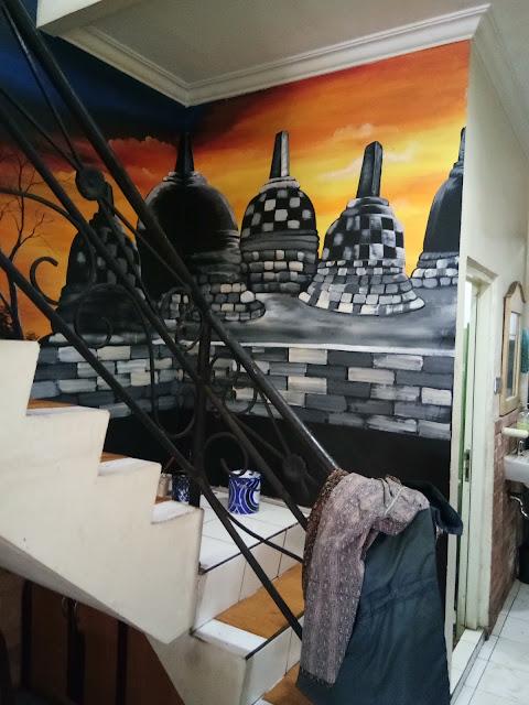 lukis dinding mural jogja