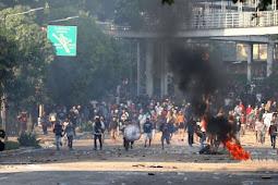 Pihak Kepolisian Yakin Ada Pihak Ketiga Dalam Demonstrasi 22 Mei 2019