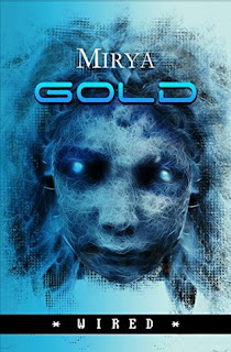 copertina gold wired mirya