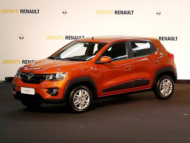 Renault Kwid Brasil
