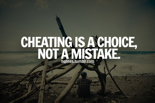 Dating a girl who cheated