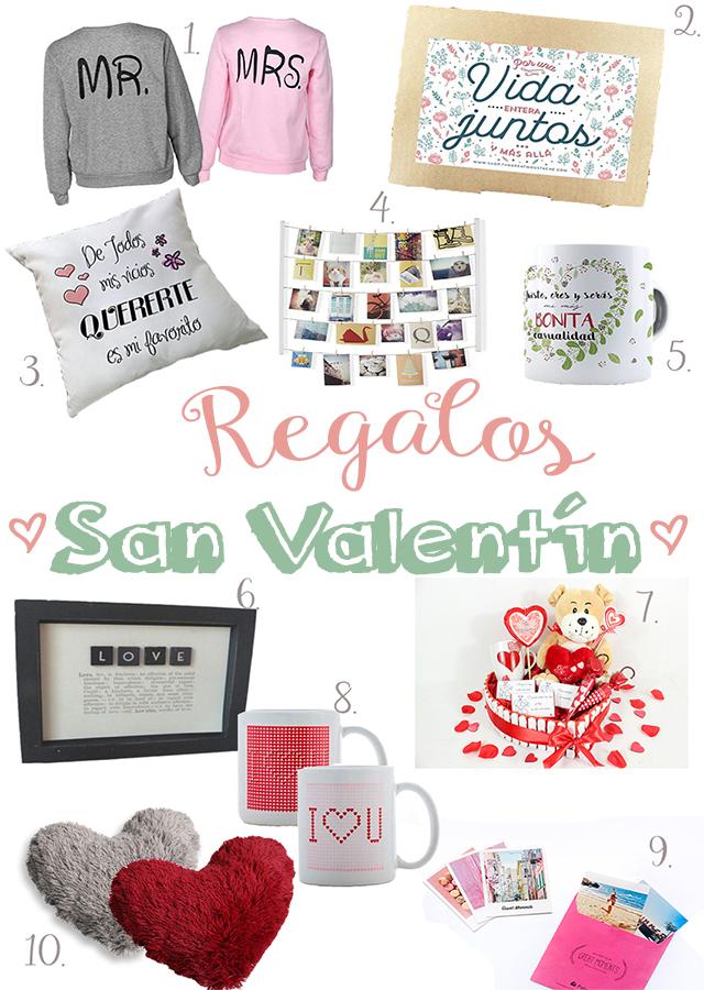 Inspiración para encontrar el regalo perfecto para el 14 de febrero