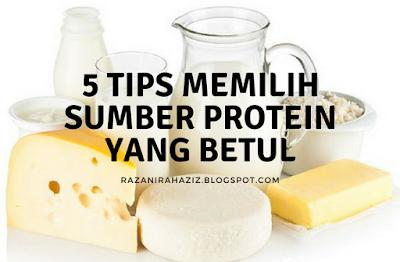 Protein haiwan, Protein tumbuhan, Sumber protein