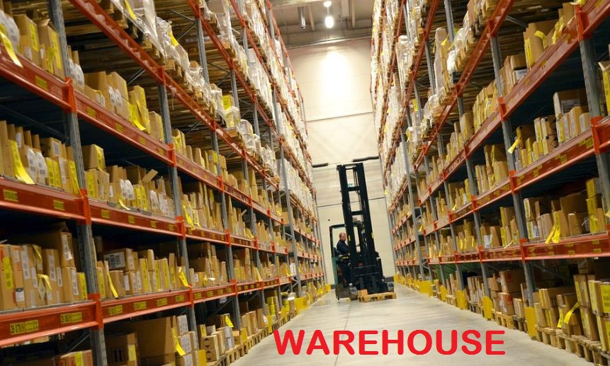 Warehouse In Supply Chain Perspective