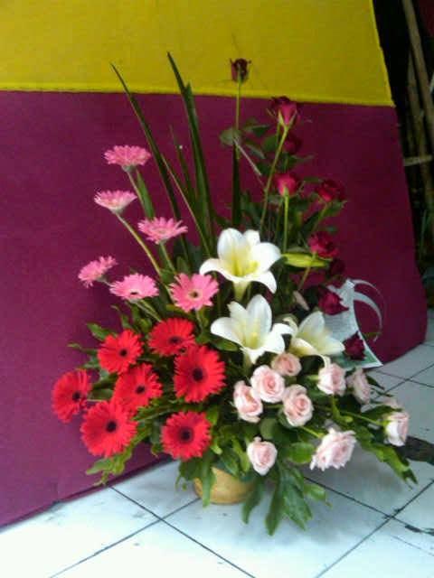 Toko Bunga Bandung Rangkaian Bunga Segar Di Bandung