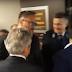 «Θερμή» υποδοχή Κοντονή στη Θεσσαλονίκη (video)