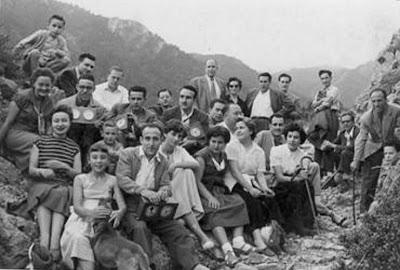 II Torneo Nacional de Ajedrez de La Pobla de Lillet 1956, regreso de Falgars