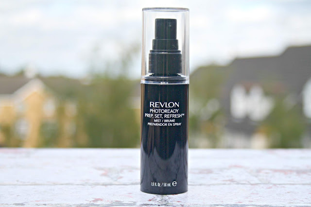 Revlon PhotoReady Prep Set Refresh Mist Makeup Setting Spray