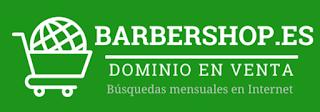 Dominio a la venta: BarberShop.es
