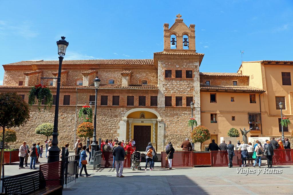 Convento de las carmelitas, Teruel