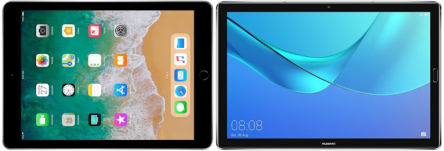 apple-ipad-2018-vs-huawei-mediapad-m5-10