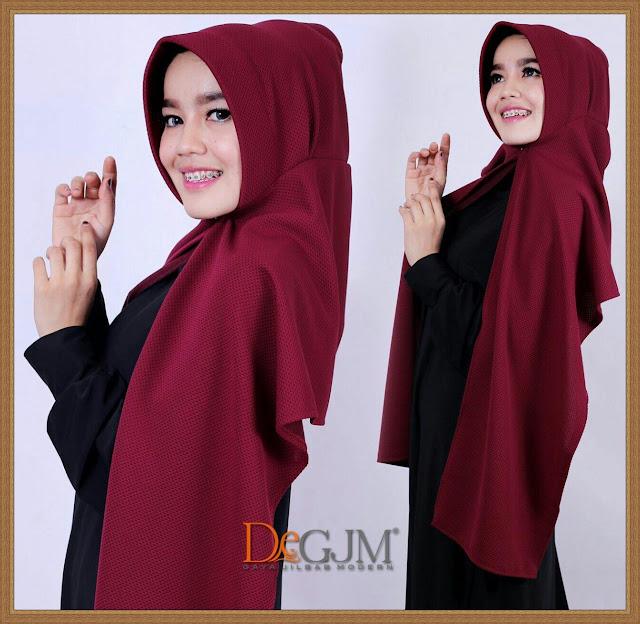 jilbab langsung pakai murah