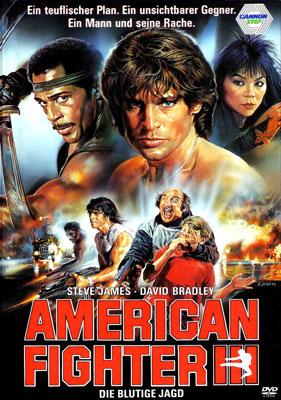 American Ninja 3 Blood Hunt 1989