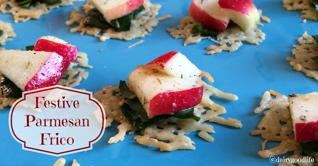 Festive Parmesan Frico